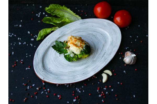 Микс из цветной капусты и брокколи